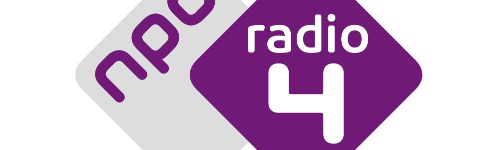 Zendermanager Marwil Straat neemt afscheid van NPO Radio 4