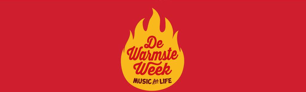 De Warmste week ooit in Vlaanderen: recordopbrengst van 7.802.913 euro voor Music for life