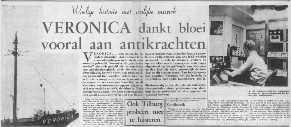 Veronica 24 dec 1963 Woelige historie met vrolijke muziek 1.jpg