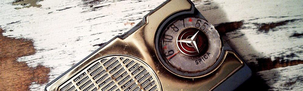 Vincent Schriel: Met een radio op vakantie