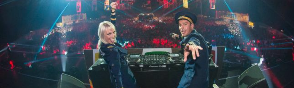 Qmusic-dj's maken line-up Foute Party in Flanders Expo Gent bekend