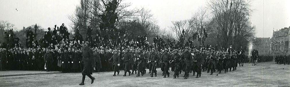 VRT staat stil bij herdenking einde Groote Oorlog honderd jaar geleden