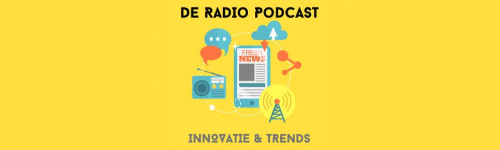 De Radio Podcast: Nieuwslezers Bart Jan Cune (Talpa) en Dieuwke Teertstra (NOS) over nieuws en radio