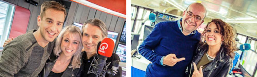 MEDIALAAN investeert in gloednieuwe radiostudio's voor Qmusic en Joe in Vilvoorde