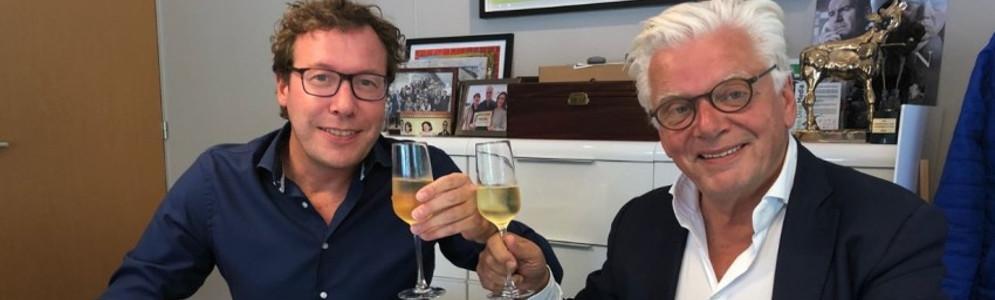 Bert Haandrikman neemt als MAX-presentator uren Tineke de Nooij over