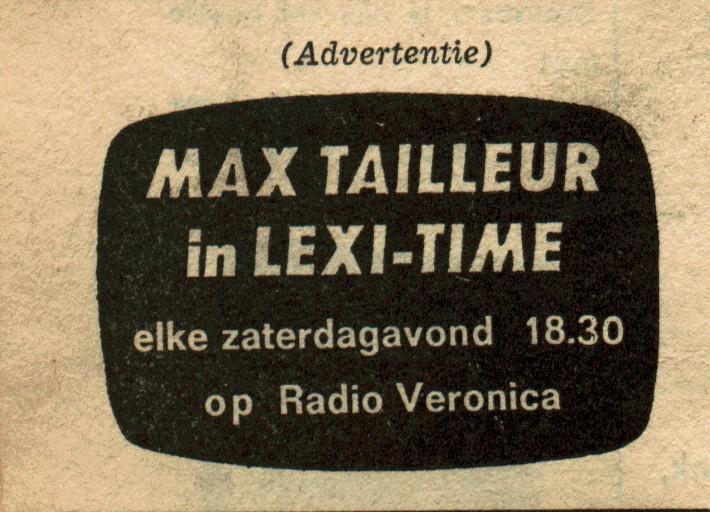 Max tailleur-lexi-time 31aug62.jpg