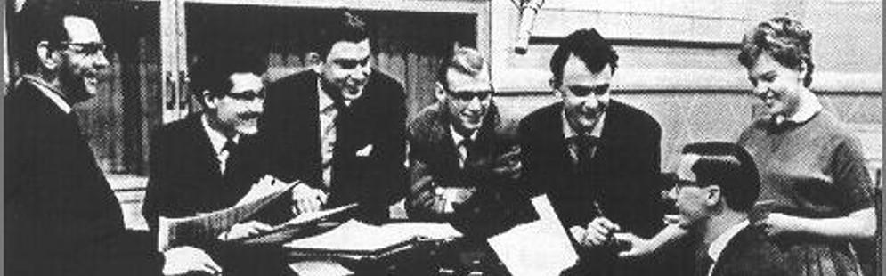 Hans Knot: Een vroege vorm van jongeren omroep