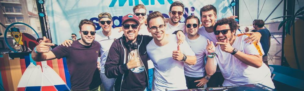 Merlo wint MNM Start To DJ 2018