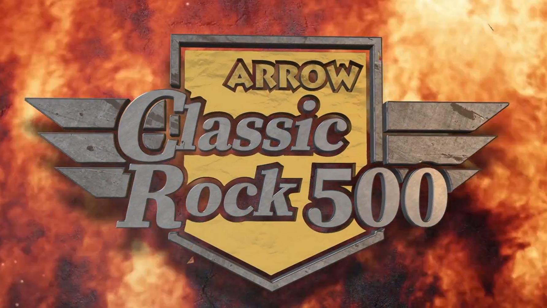 Classic Rock 500 op Arrow Classic Rock