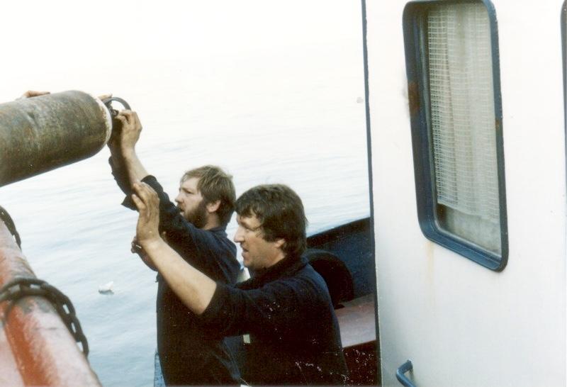 bevoorrading 1985 Zeemeeuw met Danny en Louis Dobbels.jpg