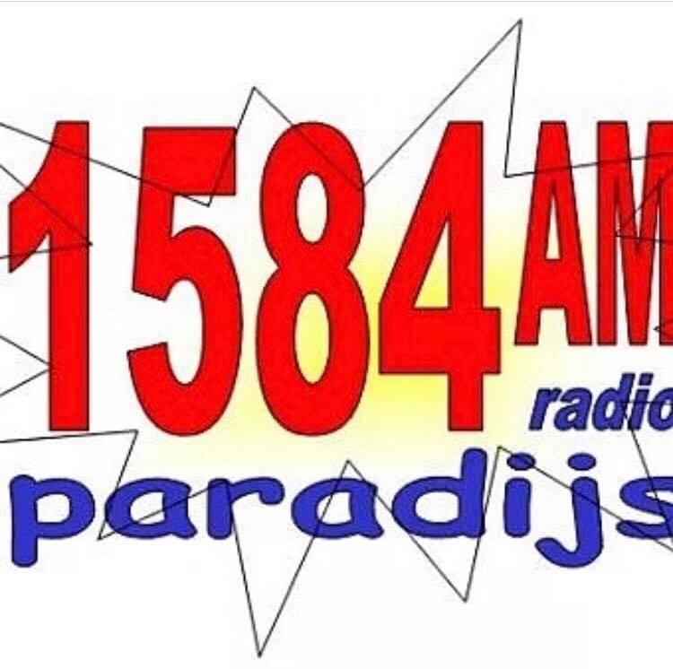 Radio Paradijs terug op 1584 AM