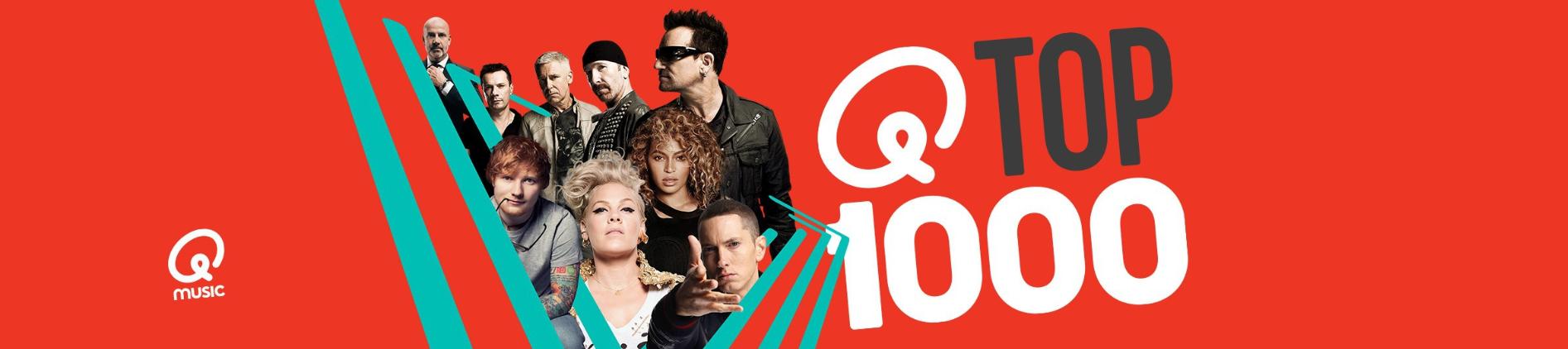 BLØF verzorgt aftrap van Q-top 1000 bij Qmusic