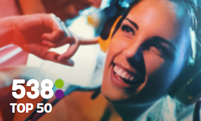 Radio 538 start met themakanaal '538 Top 50'