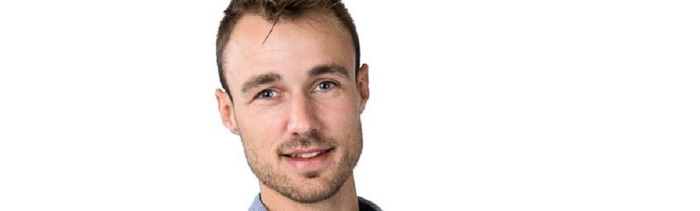 Bram Verbruggen is de nieuwe MNM-weerman
