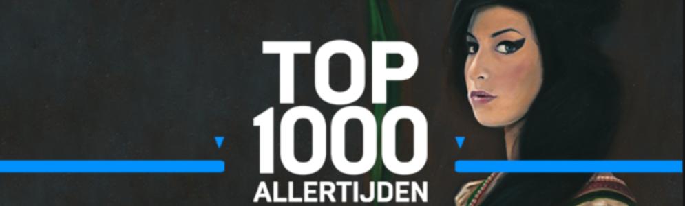 'Bohemian Rhapsody' op 1 in Veronica Top 1000 Allertijden
