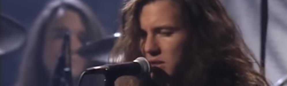 Black van Pearl Jam opnieuw op nummer 1 in De tijdloze van Studio Brussel