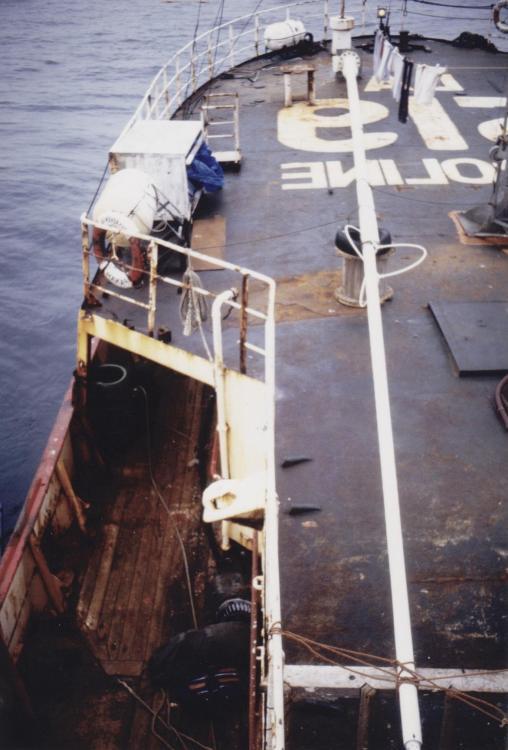 fiberglass  mast Ross Revenge 1988.jpg