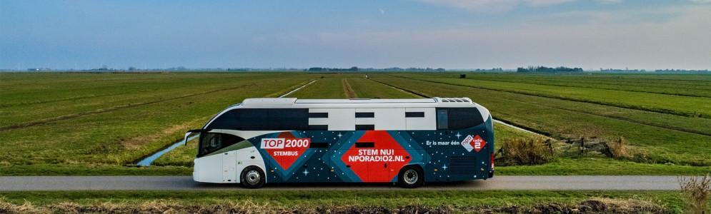 Stemmen voor de NPO Radio 2 Top 2000 gestart
