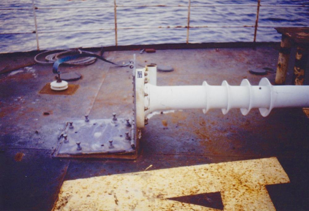 fiberglass  mast Ross Revenge 1988 1.jpg