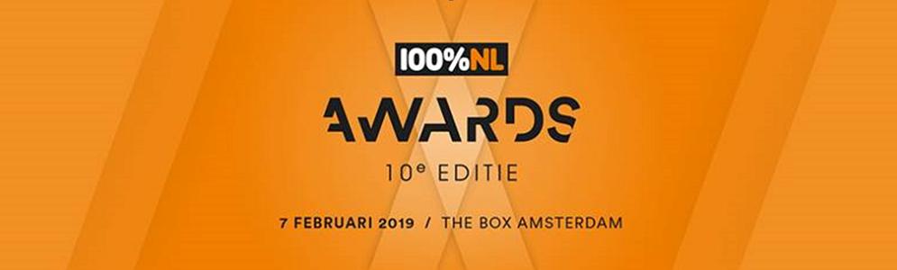 Nominaties 100% NL Award 'Muziekmoment van het Jaar' bekend gemaakt