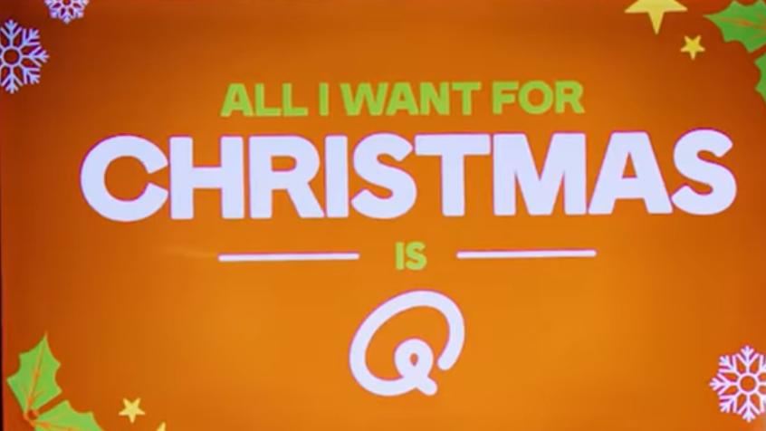 DJ's Qmusic hebben eigen kerstclip