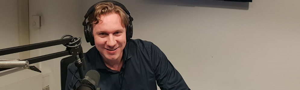 Data, tech en innovatie in nieuwe talkshow op New Business Radio