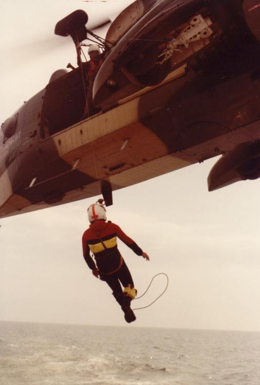 helicopter oefening Koksijde juni 1985 Zeemeeuw 2.jpg