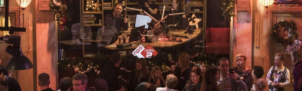 NPO Radio 2 best beluisterde zender in 2018