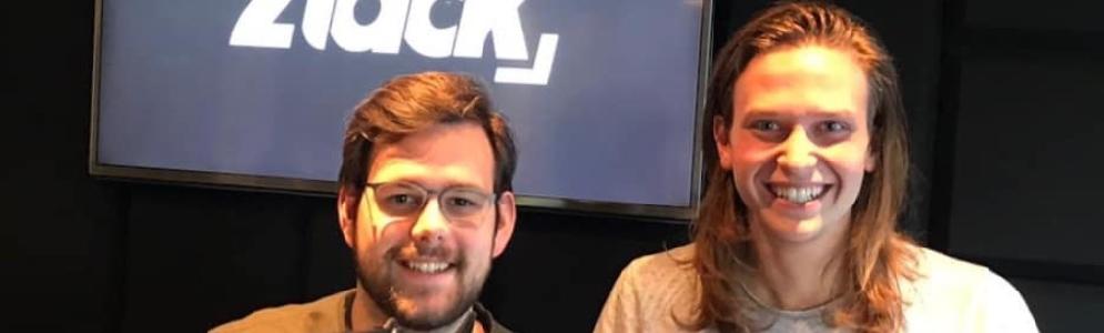 Jongerenplatform ZTACK start met live radio