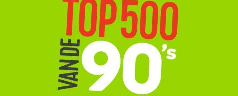 Top 500 van de 90's op Qmusic