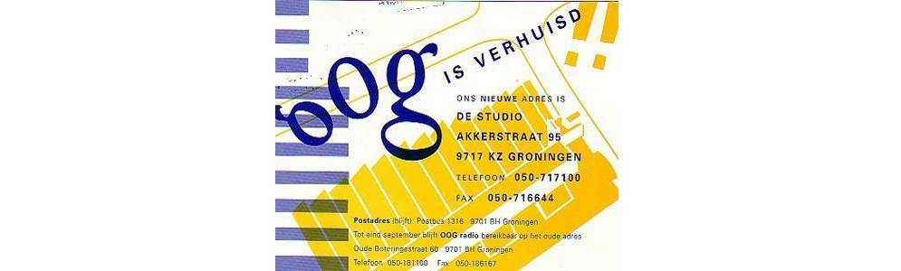 Hans Knot: Dubbele blik in de keuken van lokale radio in Groningen tussen 1985 en 1993 (deel 2)