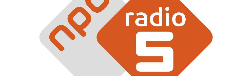 Einde 'eigen' bulletins op NPO Radio 5