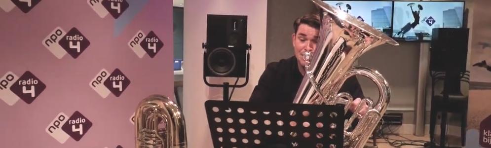 Speel de Matthäus-Passion met NPO Radio 4