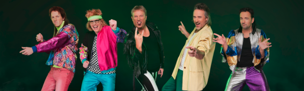 Africa van Toto grootste hit uit de jaren 80