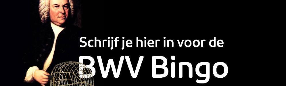 Nieuw in De Ochtend van 4: BWV-bingo