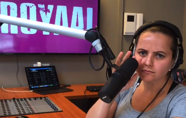 Claudine Schafhuizen gestart met Weekendshow op Radio Royaal
