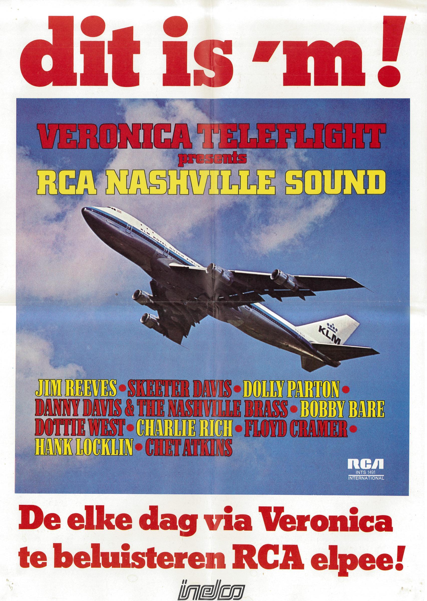 197406_Poster radio Veronica Nashville sound.jpg