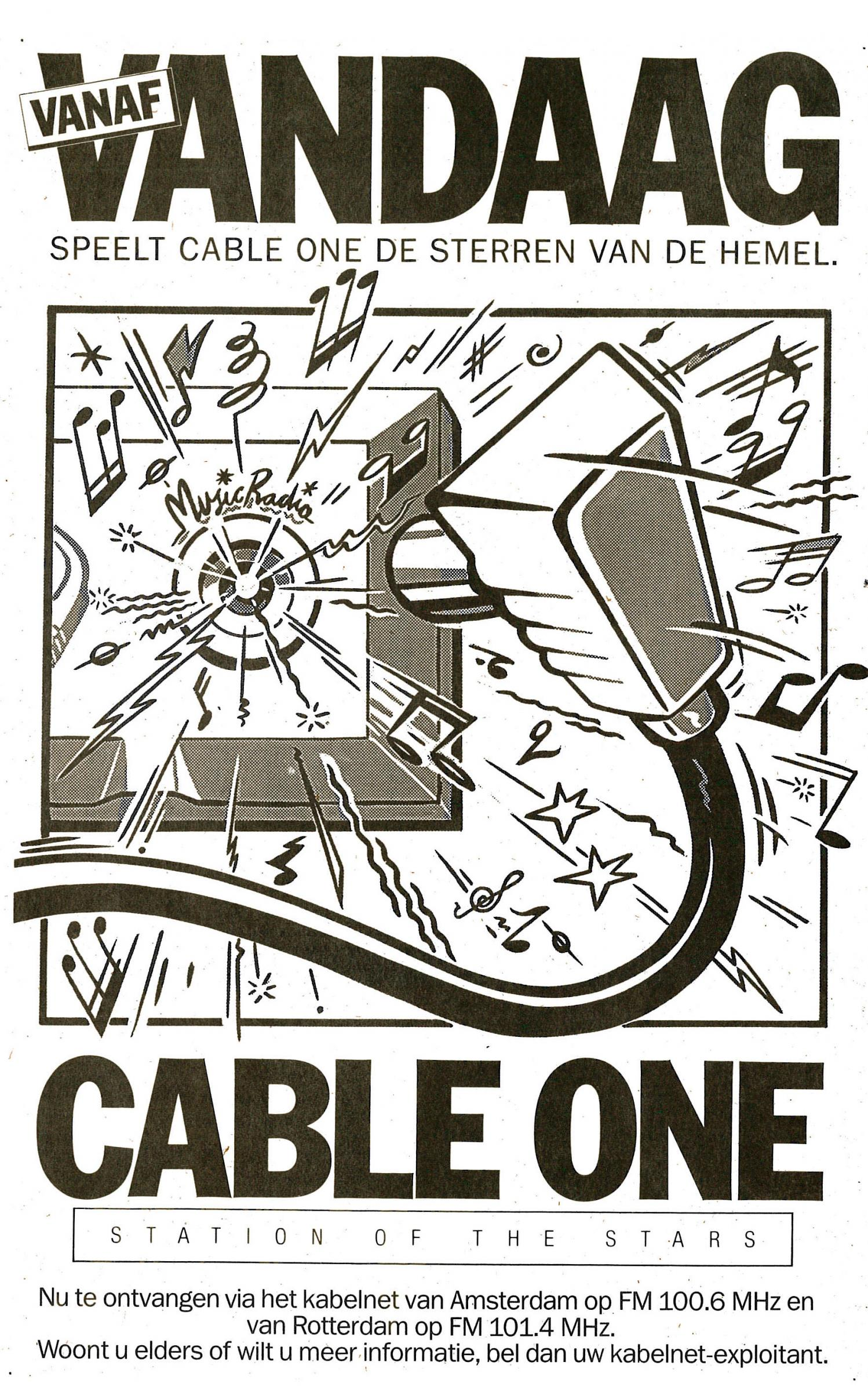 19880203 VK Cable One start.jpg