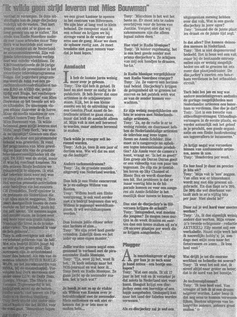 19851019 Aktueel Tony Berk belhamel is zakenmeneer geworden Monique 02.jpg