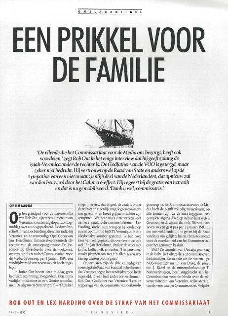 19900614_Rob Out dank u commisssaris Elsevier 03.jpg