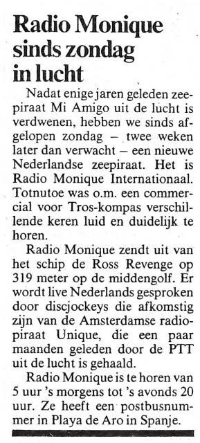 19841220 Adformatie Radio Monique sinds zondag in de lucht.jpg