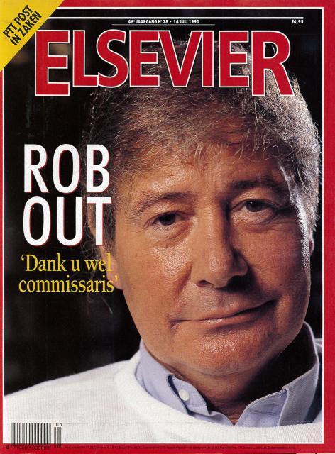 19900614_Rob Out dank u commisssaris Elsevier 01.jpg
