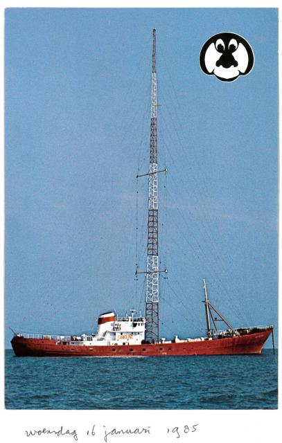 19850116 Radio Monique post card.jpg