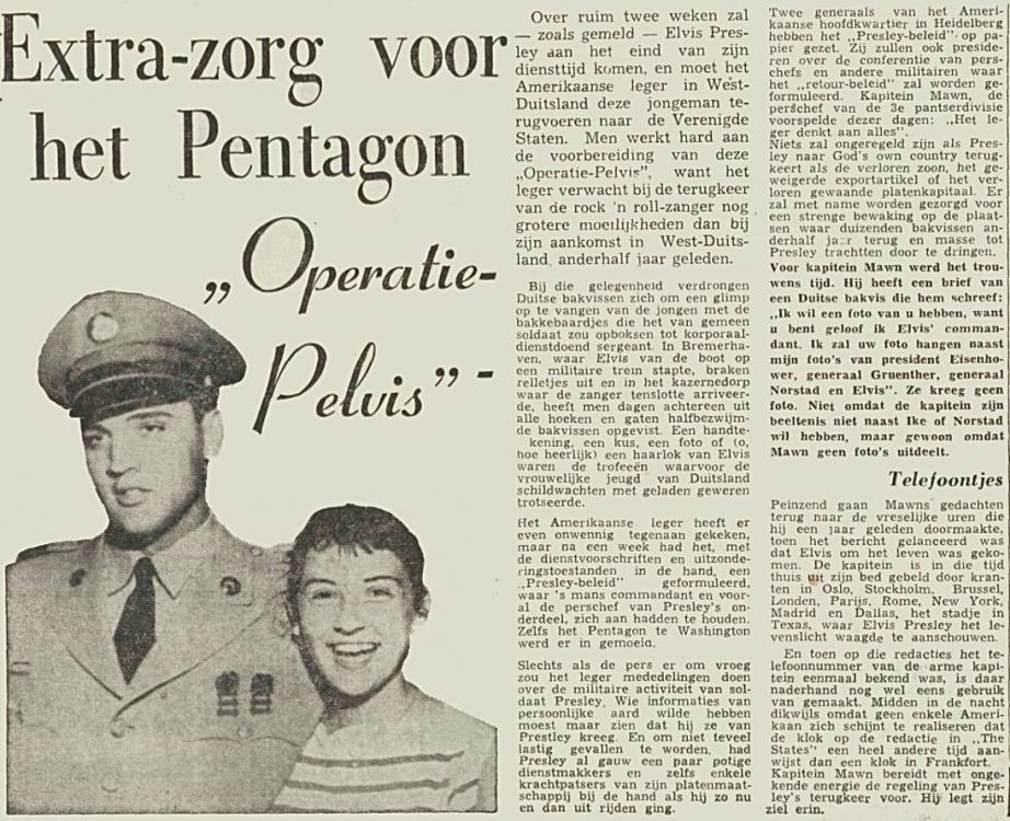 Elvis Presley  28 januari 1960 Bewaking door potige dienstmakkers.jpg