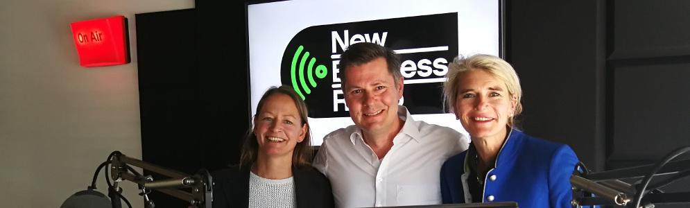 Nieuw duurzaamheidsprogramma 'Impact' op New Business Radio