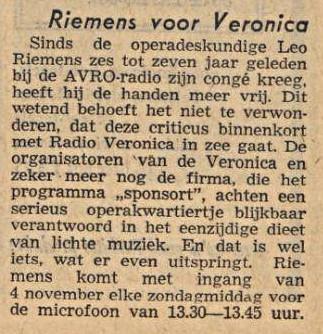 Veronica 1962-10-11 Leo Riemans opera kwartiertje.jpg