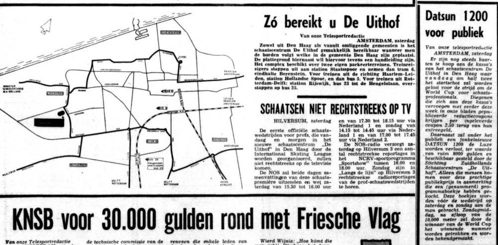 06-01-1973 World cup schaatsen voor profs De Uithof  Den Haag.jpg