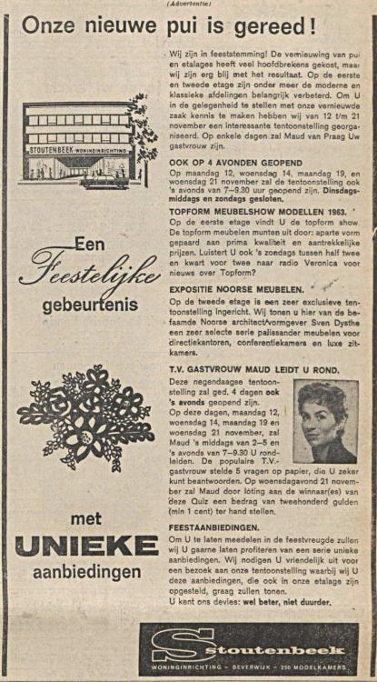Veronica 1962-11-10 Topform meubelen. Zondag nieuws over Topform 1330-1345.jpg