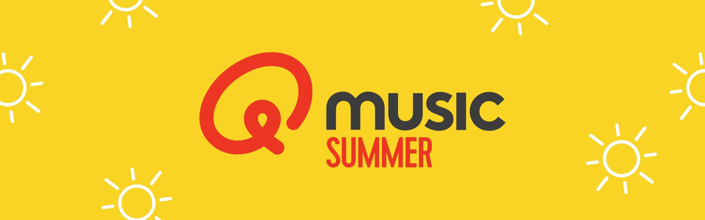 Zomerhits op Qmusic Summer!