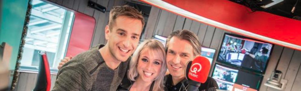 Qmusic opnieuw tweede grootste zender in Vlaanderen
